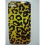 Case Iphone 4 4s Leopardo Onça Pintada