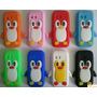 Capa De Celular Samsung Galaxy Y S5360 - Pinguim