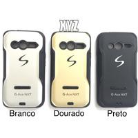 Capa Case Anti Queda Samsung Galaxy Ace 4 G313 + 1 Pelicula
