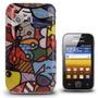 Capa Case Capinha Samsung Galaxy Y Young S5360 Estilo Arte 3