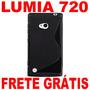 Capa Case P/ Nokia Lumia 720 - F R E T E - G R A T I S