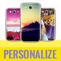 Capa Personalizada Com Sua Foto Para Samsung Galaxy S3