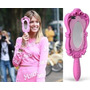 Capa Case Moschino Espelho Barbie Rosa Iphone 4 4s 5 5s 5c
