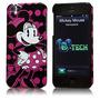 Iphone 5 5s Capa Da Minnie Retro Exclusividade Park Disney