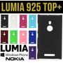 Capa Lumia 925 Nokia - Case Color + Película