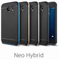 Capa Sgp Neo Hybrid P/ Samsung Galaxy S6 + Pelicula Vidro