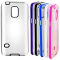Capa Case Top Premium Tpu Flexível Galaxy S5 Mini G800
