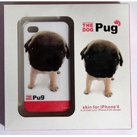 Capa Case Apple Iphone 4 4s The Pug Dog Ultra Slim Proteção
