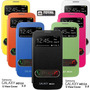 Flip Case S-view + Pelicula Galaxy Mega Duos 5.8 I9150 I9152