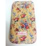 Capa Case Galaxy Win Duos I8552 Película Grátis Floral