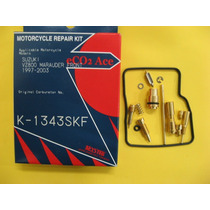 Reparo Carburador Vz800 Marauder Suzuki Keyster Peça