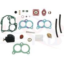 Kit Reparo Carburador 2e - Vw. Santana Gol Voyage Gm Monza