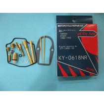 Reparo Carburador Xt600 Z Tenere Yamaha Keyster 88-93 Comple
