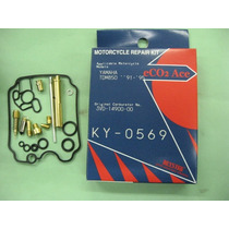 Reparo Carburador Tdm850 Trx850 91-95 Yamaha Keyster