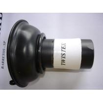 Pistonete Com Diafragma Carburador Cbx250 Twister Completo