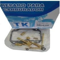 Kit Reparo Carburador Tdr 180 Dt 180 Completo Toork Tk