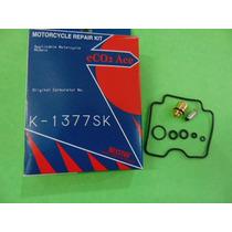 Reparo Carburador Gs500 Xf650 Freewind Keyster Suzuki