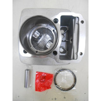 Kit Cilindro Dafra Speed,kansas 150 Pistão + Anéis Cod 12200