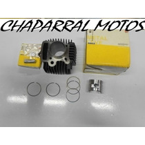Kit Biz 100,c100 Dream Cilindro Motor Pistao Anel Metal Leve