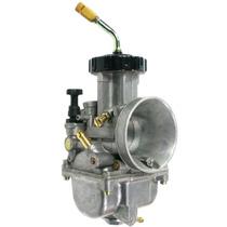 Carburador Competição Siox Pj 38mm C/ Guilhotina Motor 2t 4t