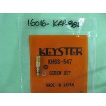 Parafuso Regulagem Ar Cg150 Sport Keyster 16016-krp-981