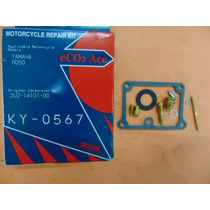 Reparo Carburador Rd50 Rd75 Yamaha Keyster Kit Ky-0567 Japão