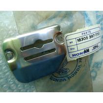 Protetor Tampa Do Carburador Cg Bolinha 76/80 Original Honda