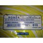 Cabo Velocimetro Honda Titan 125 Ks 2000 Original Scherer