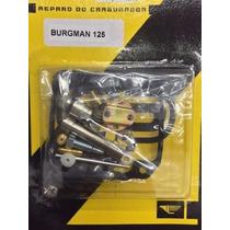 Reparo Carburador Burgman 125 2005 A 2010 Gp Cod 1250185