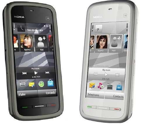 Carcaça Completa Nokia 5230