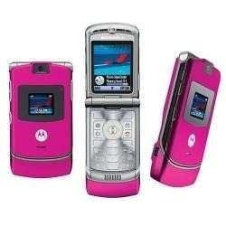 Carcaça De Celular Motorola V3