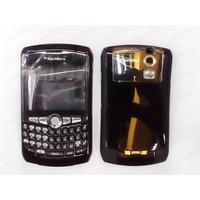 Carcaça Original Blackberry 8300 8310 8320 Completa Preta