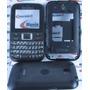 Carcaça Motorola Ex108 Black + Chassi + Teclado