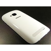 Tampa Traseira Original Nokia Lumia 710 Branco Preto Amarelo