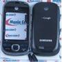Carcaça Samsung Galaxy 5 I5500 Preta + Chassi + Botões