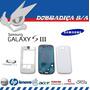 Carcaça Completa Aro Chassi Botão Galaxy S3 I9300 Branco
