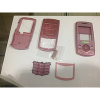Carcaça Samsung J700 Rosa