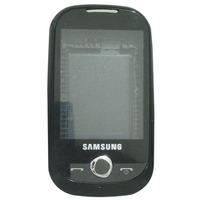 Carcaça Painel Celualr Samsung Corby Gt-s3650 3 Partes Preto