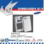 Carcaça Tampa Bateria Aro Friso Interme Galaxy S2 Lite I9070