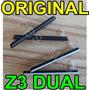 Tampa Lateral Usb Microsd Original Xperia Z3 Dual D6633