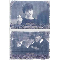 Cards - Harry Potter Memorable Moments 2 - Coleção Completa