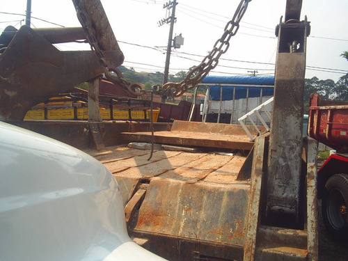 Cargo 2422, 2010/11 Poli Triplo Grimaldi U/ Dono.