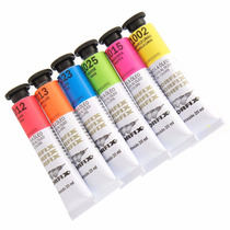 Tinta Fluorescente Óleo Corfix 20ml - Tela Pintura Artes