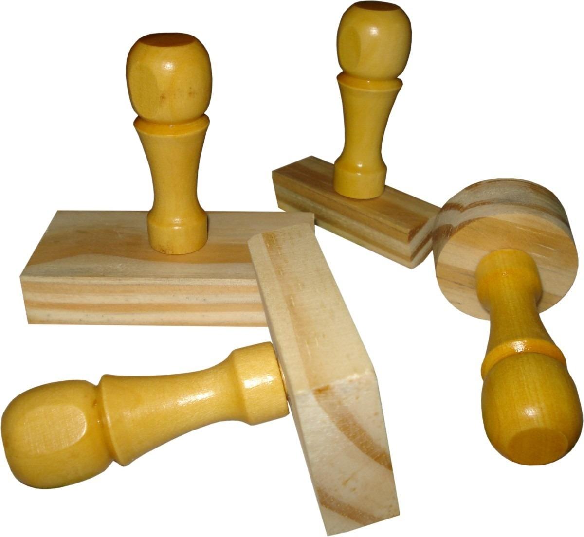 Carimbo Personalizado Madeira 4 0cm X 6 00cm R$ 9 99 no MercadoLivre #472808 1200x1104