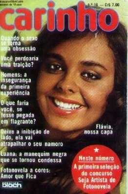 Carinho Nº 16 - Fotonovela - Luana - Escolas De Samba - 1978