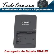 Carregador De Bateria Nb-2lh Original Canon Eos Rebel Xt Xti