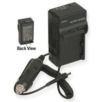 Carregador De Bateria Lp-e5 Câmera Canon Eos 1000d 450d 500d