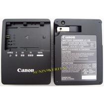 Carregador Canon Lc-e6e Para Lp-e6 Original Mesmo