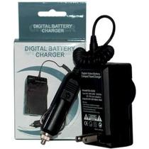 Carregador P/ Bateria Fuji Np-85 Sl300 Sl305 Sl280 Sl1000