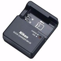 Carregador Nikon Mh-23 Para Bateria En-el9 D60 D5000 D40